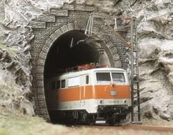 7024 Портал для электровозов однопутный ( 2шт ) - фото 13540