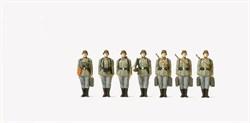 72536 Минометный расчет. Германия 1939-45. 7 фиг. - фото 3939