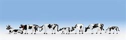 15721 Коровы черно-белые - фото 4264
