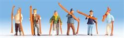 15829 Лыжники  - фото 4279