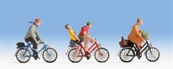 15898 Велосипедисты     - фото 4300