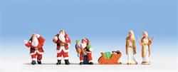 15920 Санта Клаусы и Снегурочки   - фото 4315