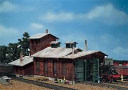 120161 Депо на 2 локомотива - фото 4358