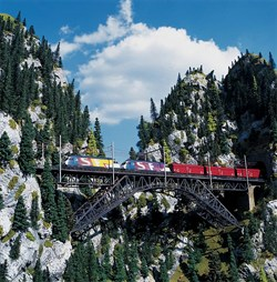 120535 Виадук (мост) - фото 4496