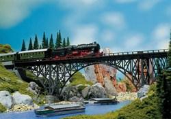 120541 Стальной мост - фото 4502