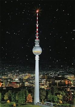130966 Телебашня в Берлине - фото 4662