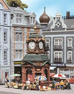 180583 Киоск часовой в Франкфурте  - фото 4712
