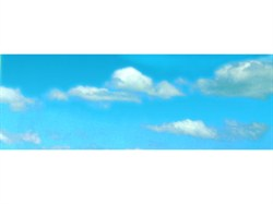 46112 Задник ОБЛАКА ( из 3 частей ) - фото 4932