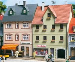 12345 Жилые дома Банхофштрассе № 5 и 7 (Н0/ТТ) - фото 5015