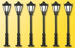 60706 Парковые фонари 5+1 (h-56мм) - фото 5059