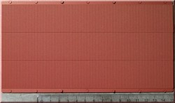 52430 Крыша красная - фото 5070