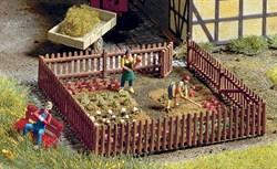 13070 Садовый забор - фото 5078