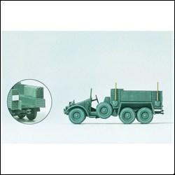 16552 Тягач Kfz 70. Германия 1939-45 (некраш.) - фото 5250