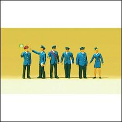 10011 Железнодорожный персонал DB - фото 5256