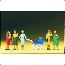 10024 Женщины и коляска   - фото 5261