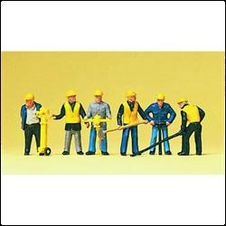 10035 Дорожные рабочие    - фото 5269