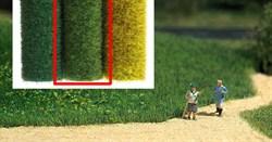7211 Трава майская высокая 6мм в рулоне 50х40см - фото 5287