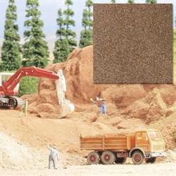7523 Песок гравий корчневый 320г - фото 5321