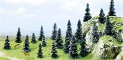 6498 Ели деревья 40-90мм (20шт.) - фото 5338