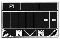 60718 Парковка черный асфальт - фото 5356