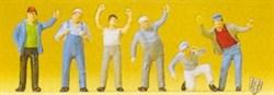 75009 Рабочие - фото 5380