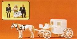 75150 Свадебная карета - фото 5412