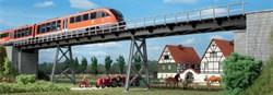 11430 Мост однопутный - фото 5469