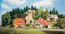 15201 Деревня (набор) (Н0/ТТ) - фото 5480