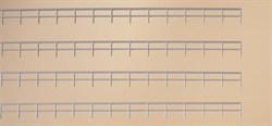 42655 Ограждение для ж/д мостов (Н0/ТТ) - фото 5532