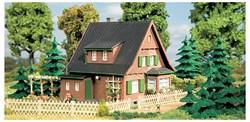 12259 Деревянный дом ЭРИКА (Н0/ТТ) - фото 5650
