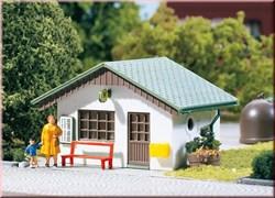12262 Загородная автобусная остановка (2шт.) (Н0/ТТ) - фото 5651