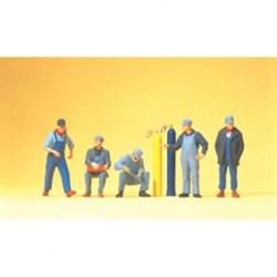 10535 Рабочие США - фото 5742
