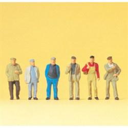 14087 Идущие рабочие  - фото 5779