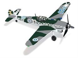 25013 Messerschmitt Bf 109 G6 Deutsches Jagdflugzeug - фото 5848