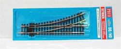 ST-241 Стрелка прямая левая 168мм (1/16, R2 = 438 мм) - фото 5881