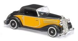40501 Mercedes Benz 170S Cabrio, 1949y  - фото 5927