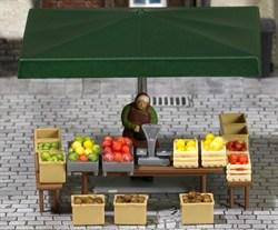 7706 На овощном рынке - фото 6022