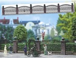 6016 Кованый забор - фото 6038