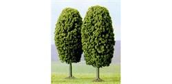 6054 2 лиственных дерева, 130 мм - фото 6048