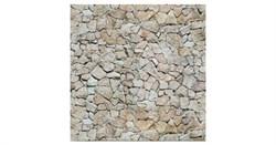 7422 Каменная стена, дорога 210х148мм - 2шт. - фото 6070