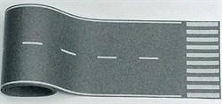 46021 Дорога 2-хполосная 100 x 8см с пешеходной зеброй - фото 6119