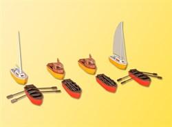 39159 Лодки, катеры, парусники (8шт.) - фото 6129