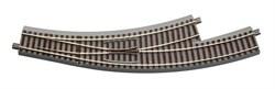 61154 Стрелка радиусная левая R3-4, 434,5 mm / 30° - фото 6154