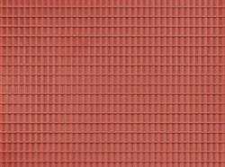 52425 Крыша черепица красно-корич. - фото 7269