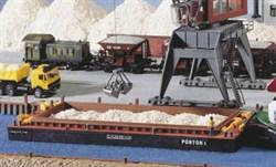 38524 Баржа для сыпучих грузов и контейнеров - фото 7384