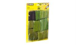 07066 Набор трав для макета 1,5-2,5мм - фото 7404