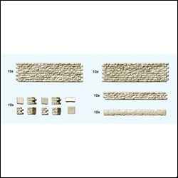 18215 Каменные стены (комплект) - фото 7479