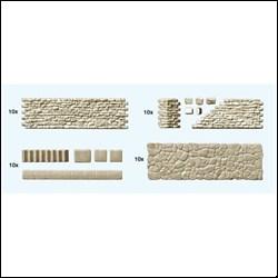 18219 Каменные стены и лестницы (комплект) - фото 7480