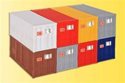 10924 20-футовые контейнеры (8шт.) - фото 7570