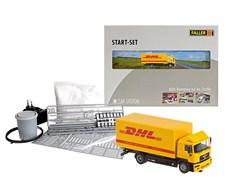 161607 Стартовый набор с грузовиком MAN DHL - фото 7593